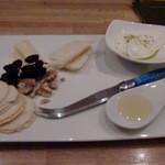 クッチーナ - チーズ盛り合わせ