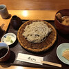 井ざわ - 料理写真:穴子天丼とざるそばのセット