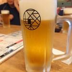 大衆酒場 フタバ - 2020年9月 生ビール