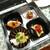 墨繪 - 料理写真:ひとくち前菜