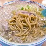 安福亭 - 叉焼麺(大油入り)