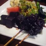 味乃にしき - 牛肉の味噌煮