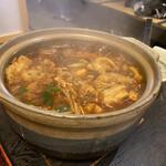 手打うどん市兵衛 - 料理写真:味噌煮込みうどん(¥1000)