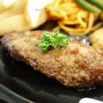 カフェレストラン ムートン - 料理写真:和風ハンバーグ 70g