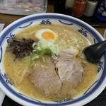 みそラーメンの喜亭 - 料理写真: