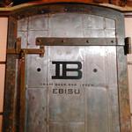 クラフトビアバル IBREW - 鋼鉄製?の扉