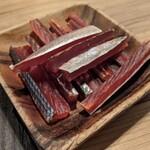 ワッカ フロム ホッカイドウ - 余市産鮭トバ