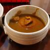 タマリンド - 料理写真:タマリンドカレー焼きトマトトッピング