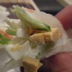 クーズコンセルボ - 玉子サンド