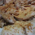 江戸清 - 鶏肉更にUP