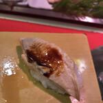 立喰 さくら寿司 - 穴子 100円