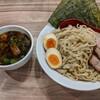 くじら食堂 - 料理写真:特製つけ麺   (醤油•大盛り)  ¥1130