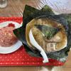 珍来 - 料理写真:のりラーメンセット ¥850
