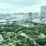 Chainaburu - 緑が美しい浜離宮