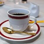 グリル プランセス - コーヒー(ハンバーグ)