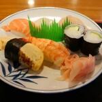 かさい食堂 - 料理写真:2020年9月 寿司