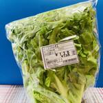 新鮮市場 フレッシュマルシェ - 料理写真:これがお店一推しの「ソフトレタス」です♫