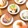 """Rensoutei - 料理写真:""""九つの喜び""""旬の野菜色々チャイナオードブル"""