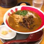 徳島ラーメン東大 - 料理写真: