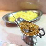 タンドゥール - インドカレーとご飯☆