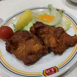 餃子の王将 - スゴ辛チキン(ジャストサイズ) ¥330