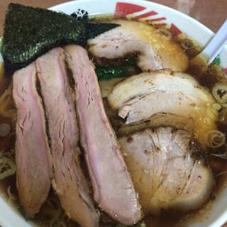 いまの家 - 料理写真:チャーシュー麺