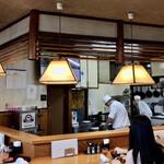 レストラン 自由軒 - 店内