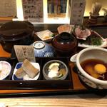 郷土料理かどや - 宇和島づくし鯛めし膳