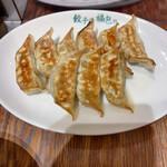 餃子の福包 - 焼き餃子(18個) 869円
