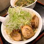 麺辰 - 【特製鶏中華つけ麺】1.5玉 ¥880