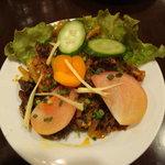 インド・ネパールレストラン&バー Sumunima(スムニマ) - スクティ(マトン干肉の炒め物)