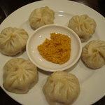 インド・ネパールレストラン&バー Sumunima(スムニマ) - モモ(ネパール蒸餃子)