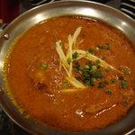 インド・ネパールレストラン&バー Sumunima(スムニマ) - チキンカレー