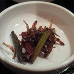 宮廷焼肉 千の花 - 日替わり惣菜①