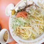 一龍 - 冷やし中華つけ麺