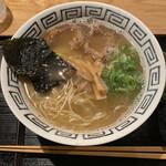 粋麺屋 - 塩ラーメン