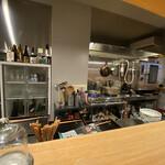 粋麺屋 - 内観