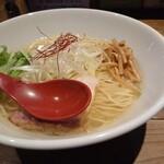 麺屋 翔 - 香彩鶏だし塩ラーメン