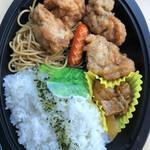 お弁当の日信 - 料理写真: