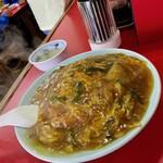 豚々亭 - 料理写真:カツカレー丼