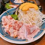 Jidoriyakiniku yougannya - 三種盛り
