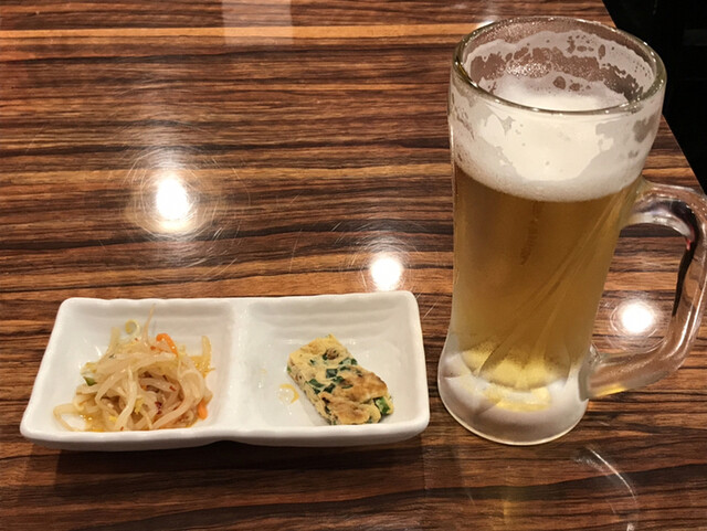 24時間 餃子酒場 八王子店の料理の写真