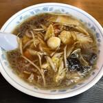 こばりん - 料理写真:広東麺 730円