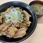 Kakigodan - 十勝豚丼790円