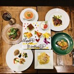 Trattoria Pizzeria Bar FAVETTA - アニバ6000円