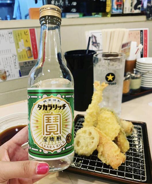 かっちゃん - せんべろセット ¥1,100
