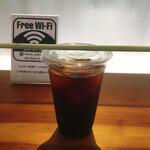 DNPプラザ - 1日10杯限定 水出しアイスコーヒー 275円(税込)