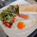 リゾート カフェ レストラン ミミカフェ - 料理写真: