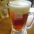 函館ビヤホール - 赤レンガビール