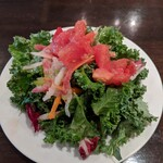 Merujerina - 平日ランチセットのサラダ